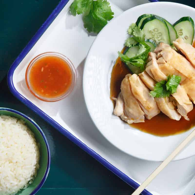 chicken rice food delivery