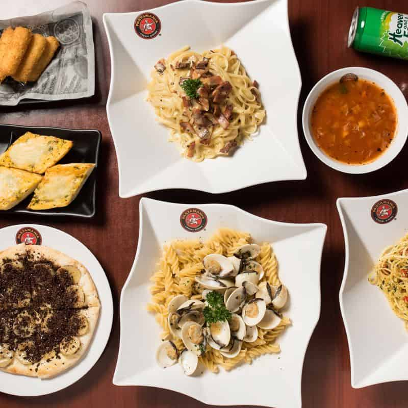 pastamania singapore delivery