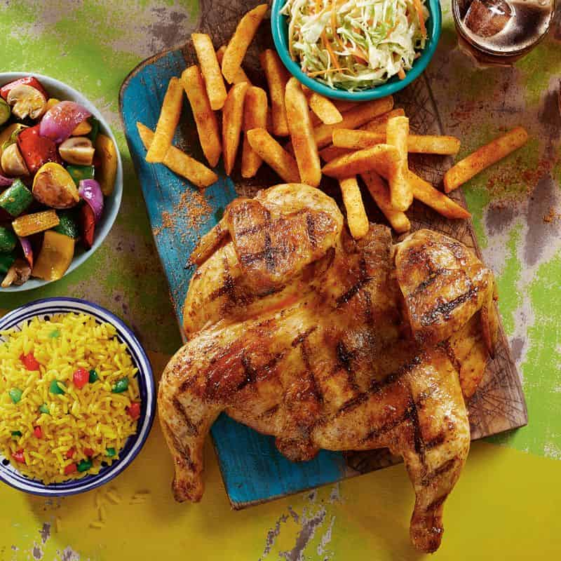 nandos grabfood delivery singapore