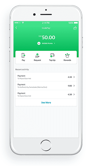 GrabPay – Easy and Hassle Free Payment Solution   Grab SG