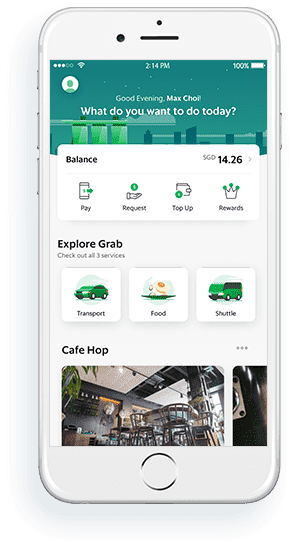 GrabPay – Easy and Hassle Free Payment Solution | Grab SG