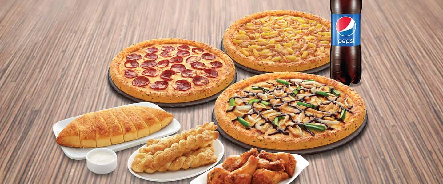 Dominos Pizza Delivery Singapore | Grab SG