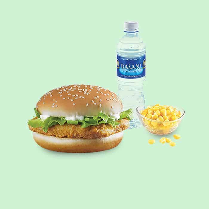 McChicken Meal grabfood