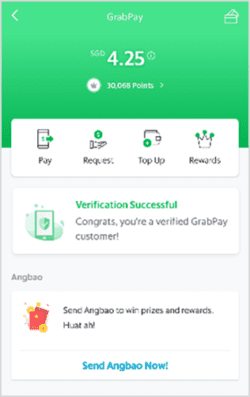 Grab Creates Safer & More Secure GrabPay e-Wallet with New