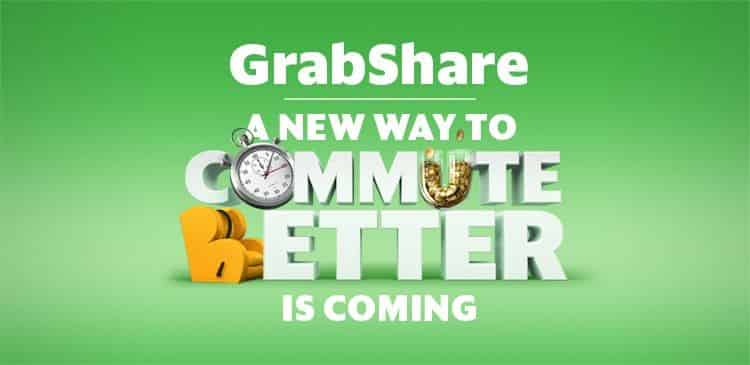 GrabShare Launches New Enhanced Option for Better Matched Rides