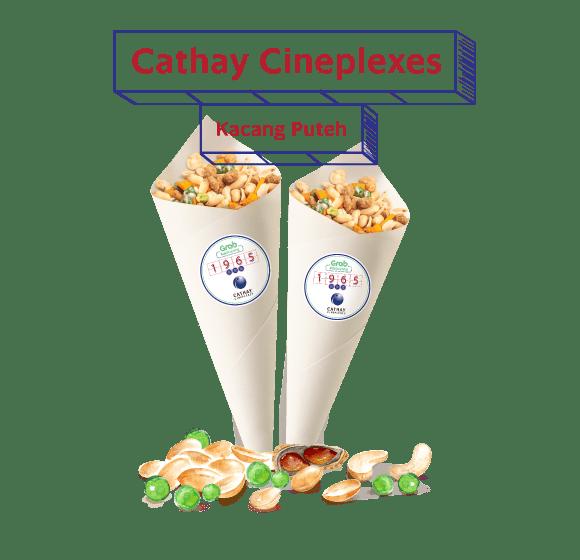 Cathay Cineplexes - Kacang Puteh