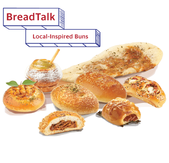 BreadTalk - Local Flavoured Buns