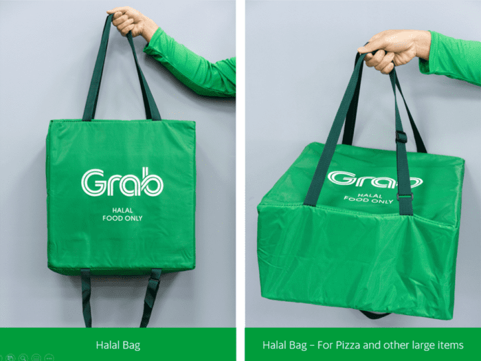 New And Improved Halal Bag Grab Sg