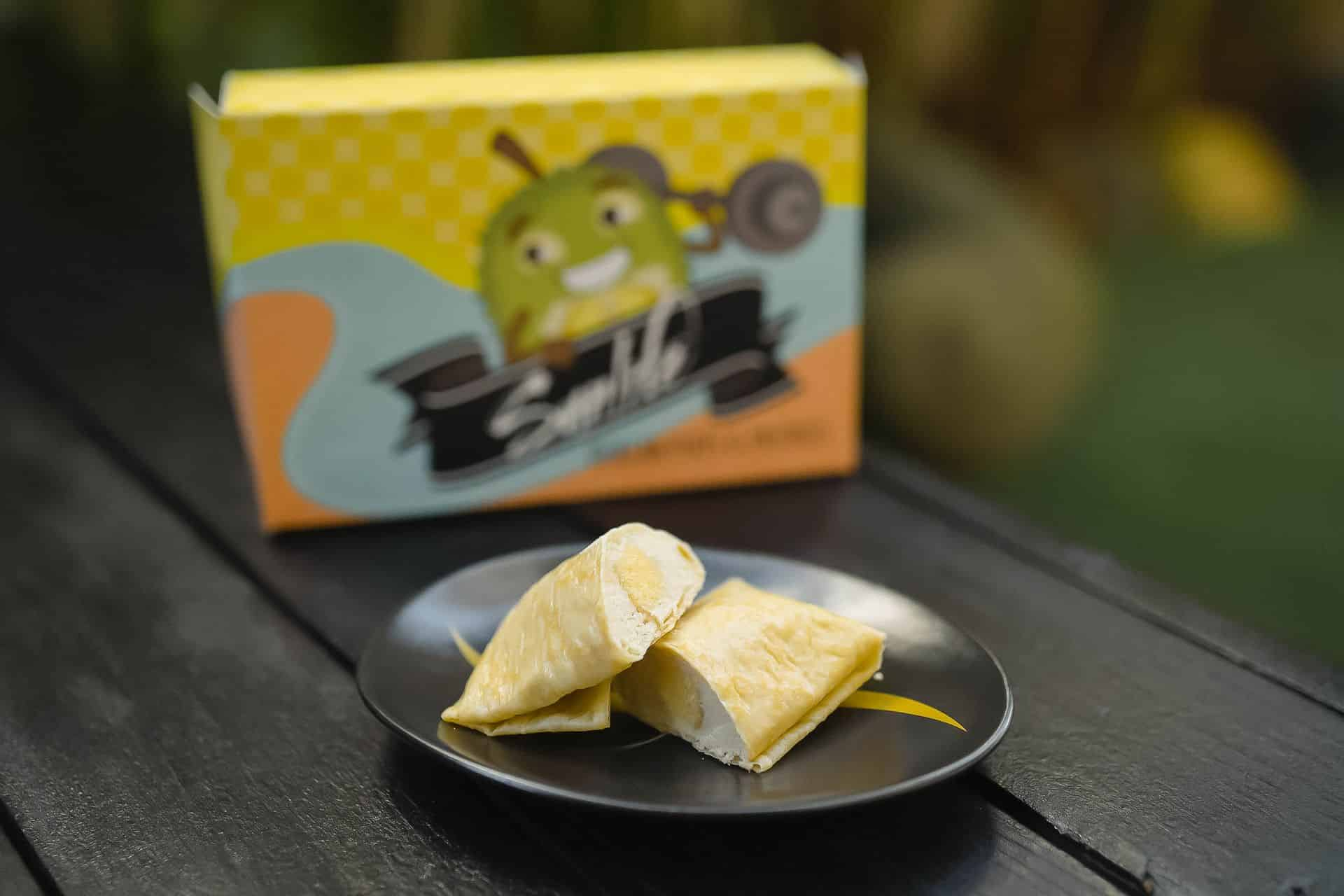 grabdurian durian crepe sunlife