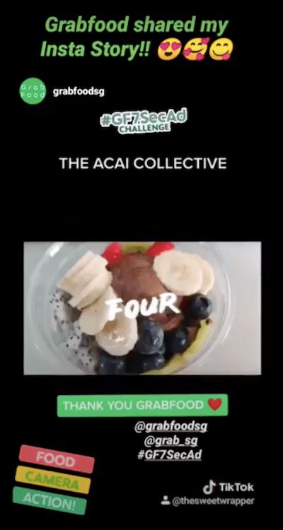 The Acai Collective GrabFood