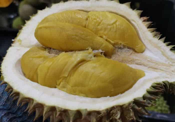 Black Gold GrabFood Durian