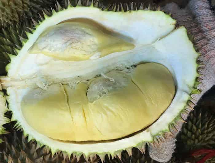 D24 GrabFood Durian
