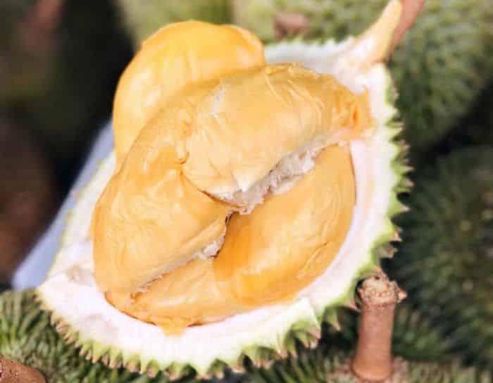 Red Prawn GrabFood Durian
