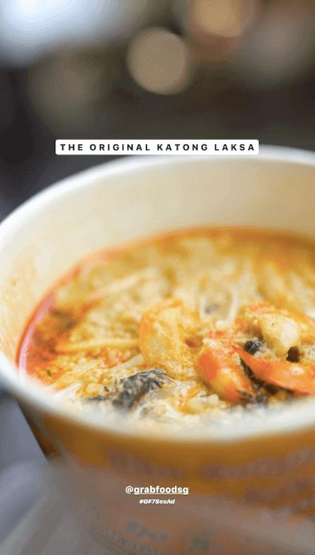 The Original Katong Laksa GrabFood