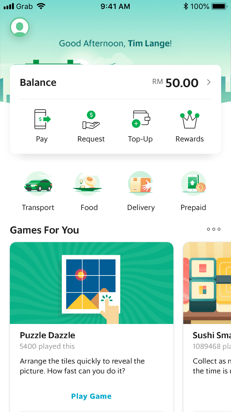 GrabFood: Order Food Online To Your Doorstep | Grab MY