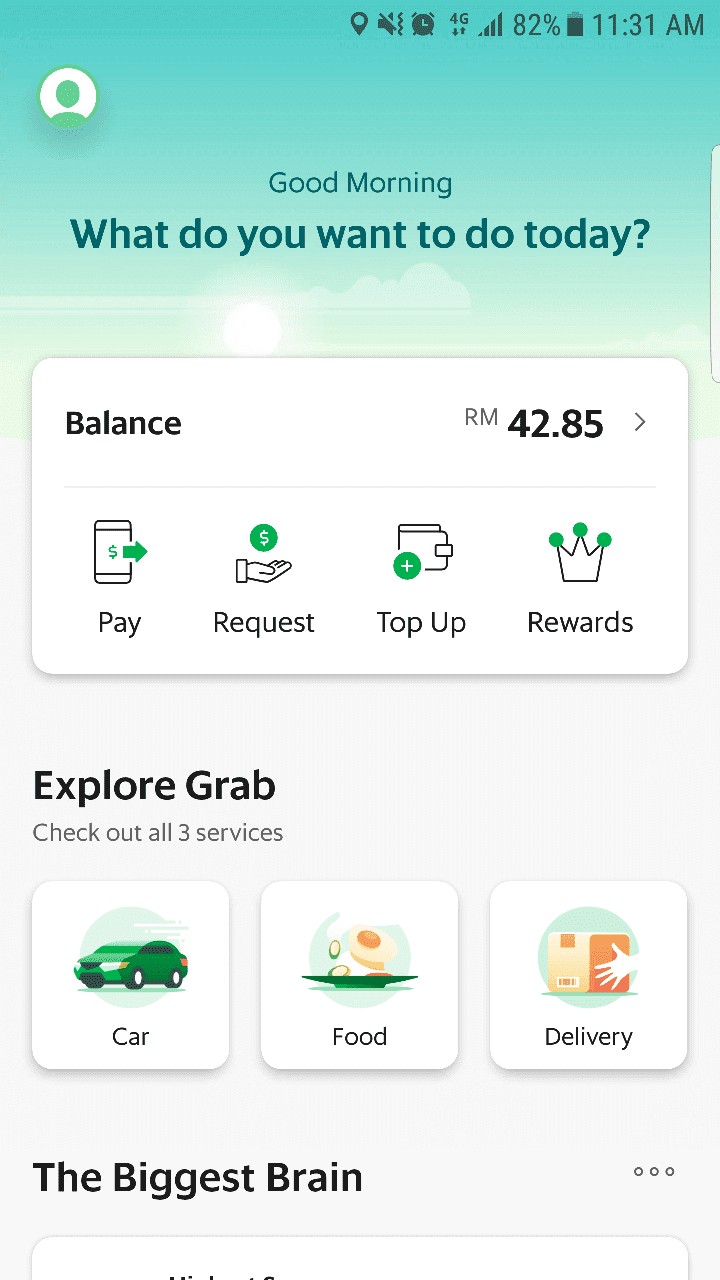 GrabExpress – Same Day Parcel & Courier Delivery Service | Grab MY
