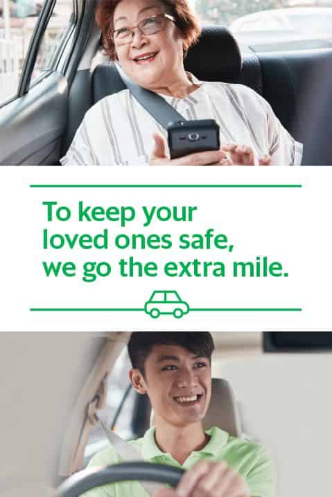 To keep your loved ones safe we go the extra mile.