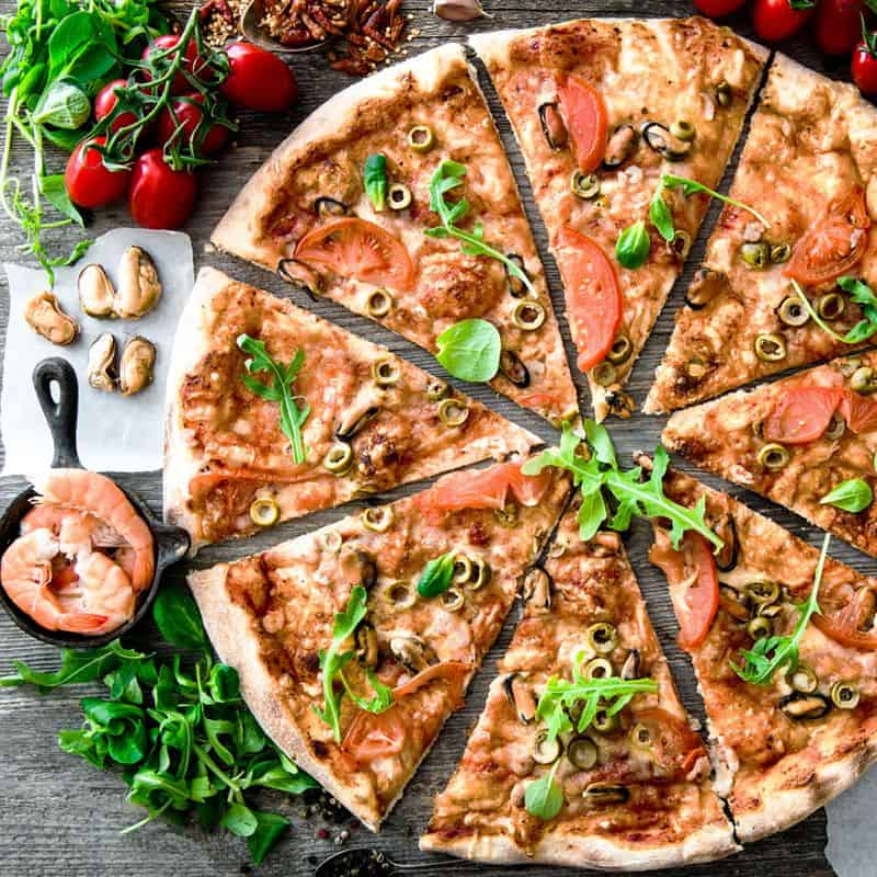 grabfood pizza delivery
