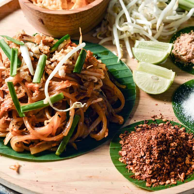 pad thai food delivery malaysia