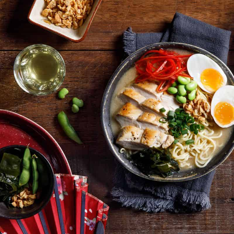 japanese ramen food delivery