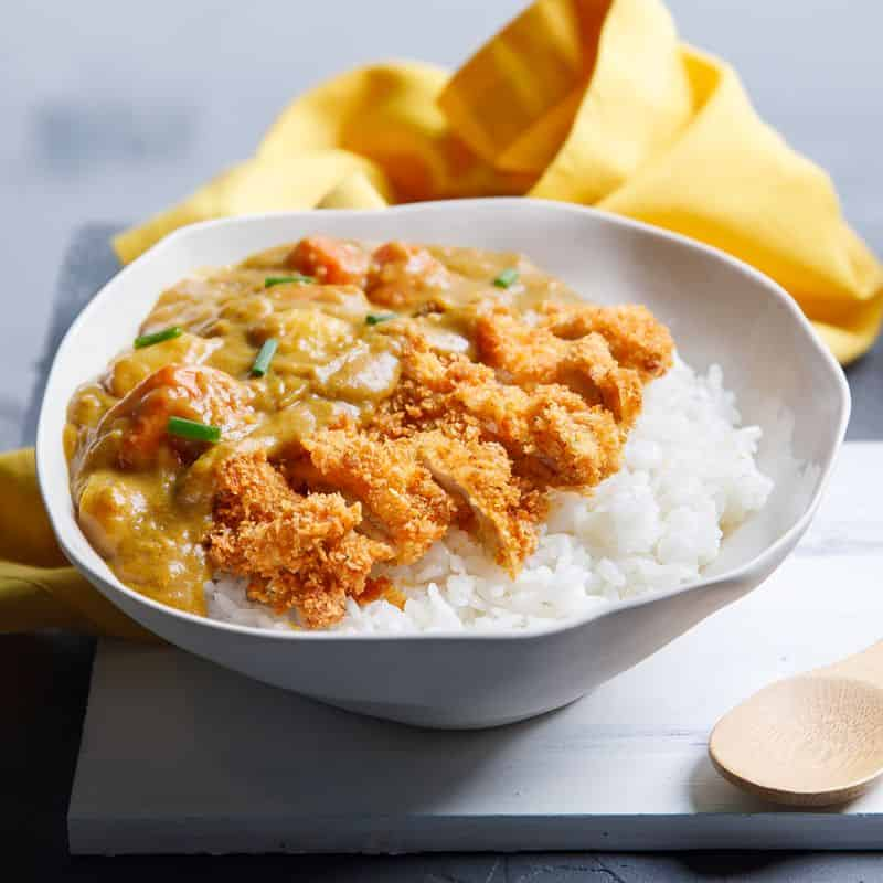 japanese curry food delivery