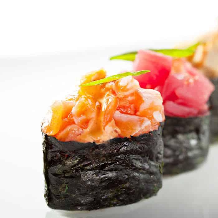 gunkan sushi king singapore