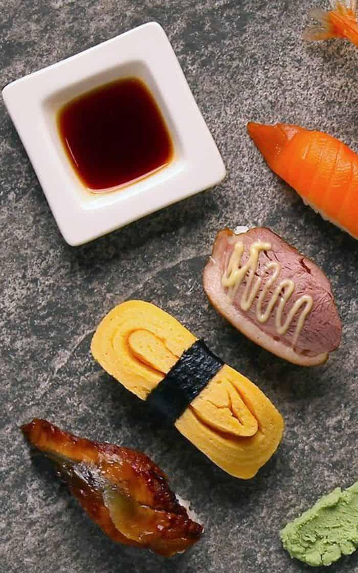 sushi king grabfood