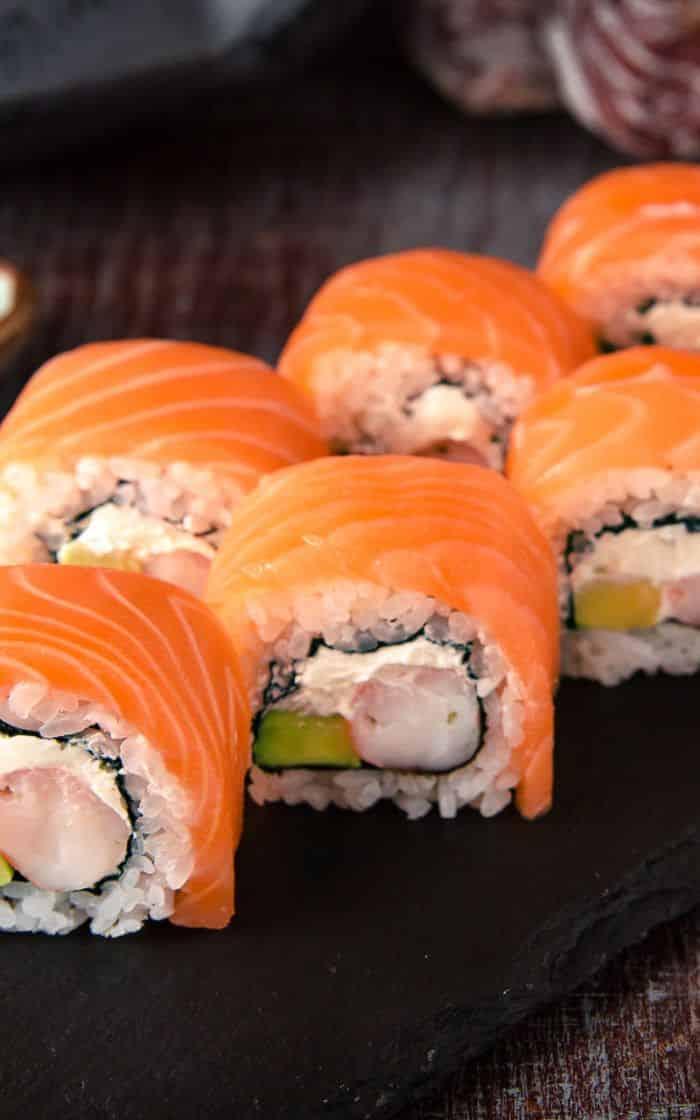 sushi Go grabfood