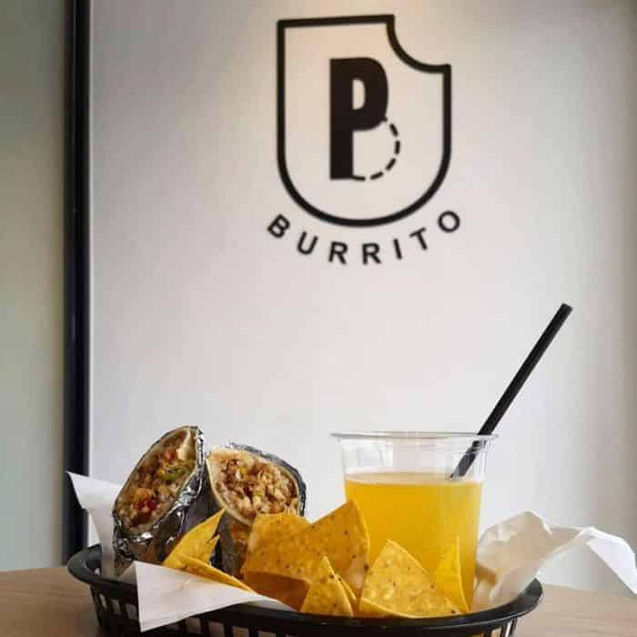 PocketBite Burrito grabfood