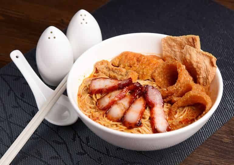 Sri Petaling food guide KL: Curry mee at Good Taste Restaurant