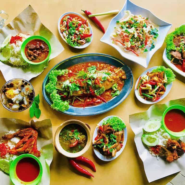 Best cheap eats in Kuala Lumpur: classic Malay dishes at Restoran Klasik Hijau