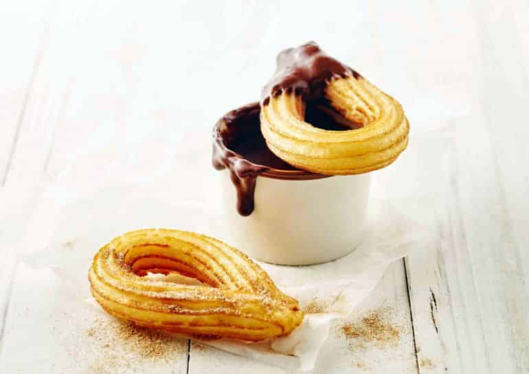 Best desserts in KL: The Signature churro at Street Churros