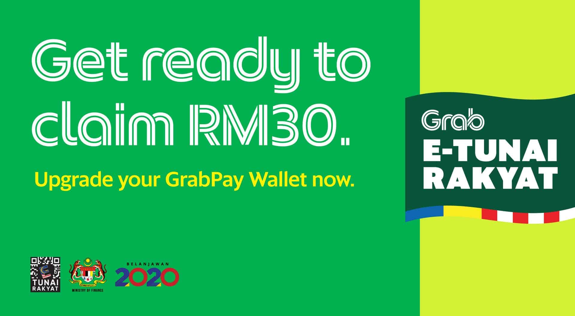 Image result for grabpay e tunai