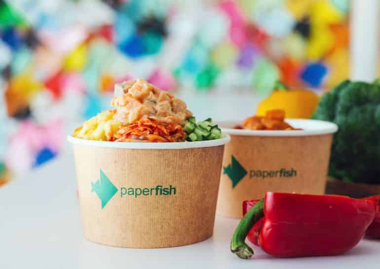 Best poke bowls in KL: Paperfish