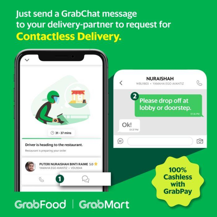 Covid 19 Update 1 Grab Services Uninterrupted Will Continue To Serve Our Community Grab My