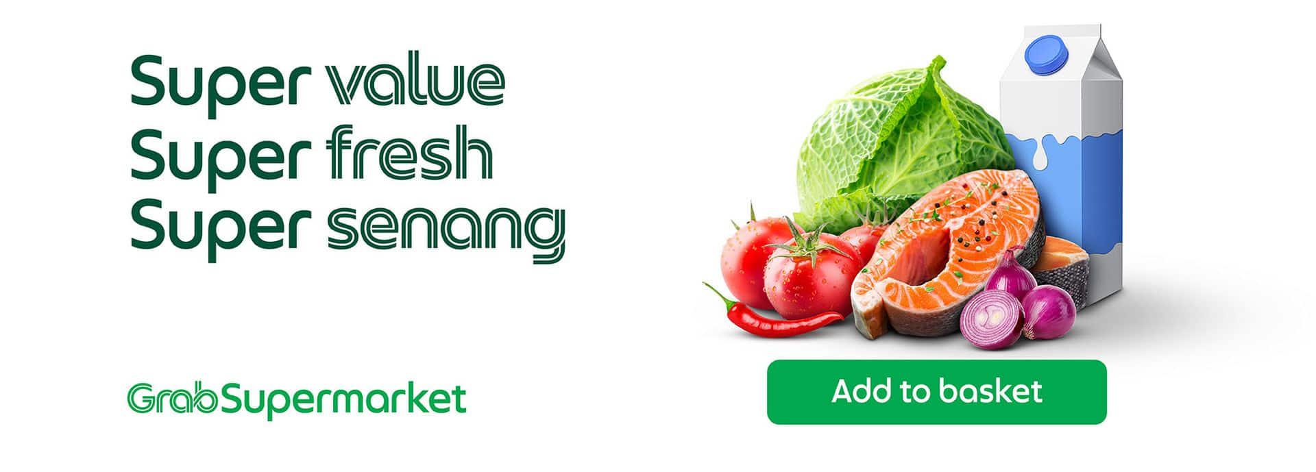 GrabSupermarket KV_In-App