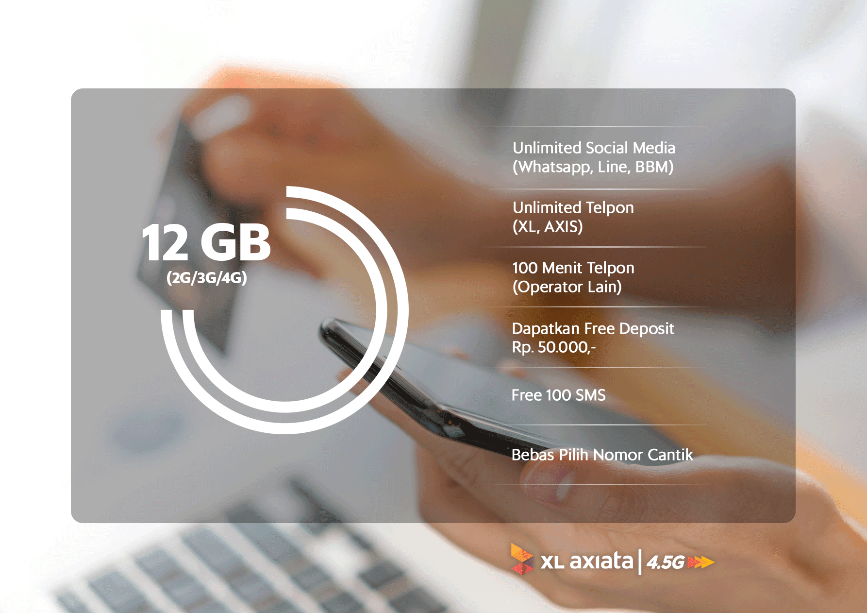 Mitra Grab Jawa Timur Promo Menarik Xl Prioritas Id Axis 4g Dan 3g Dengan Bergabung Bersama Jaringan Bisa Mendapatkan Benefit Sebagai Berikut