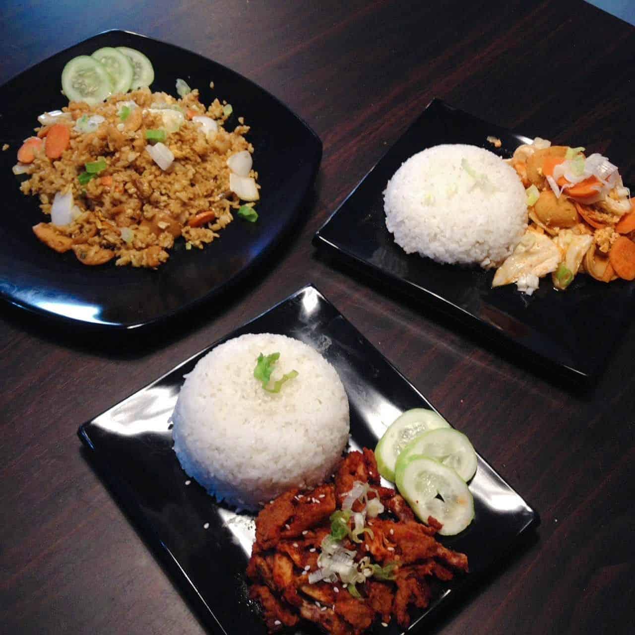 Menu Dan Harga Jardin Cafe Bandung: Sarrae Cafe Spesial Menu Untuk Driver Grab