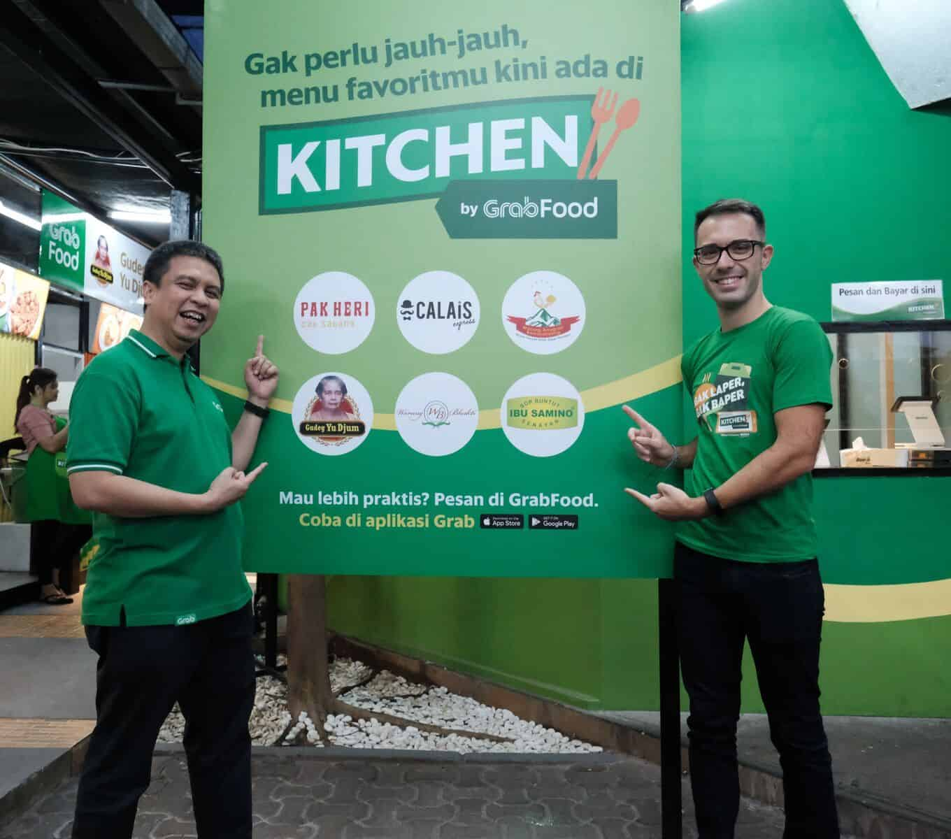 Grab Introduces Kitchen By Grabfood Grab Id