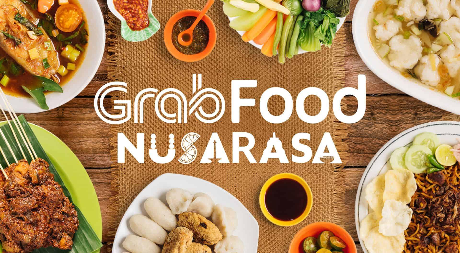 Grab Persembahkan Grabfood Nusarasa Untuk Rayakan Keragaman