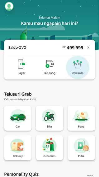GrabRewards – Grab Loyalty Programme | Grab ID