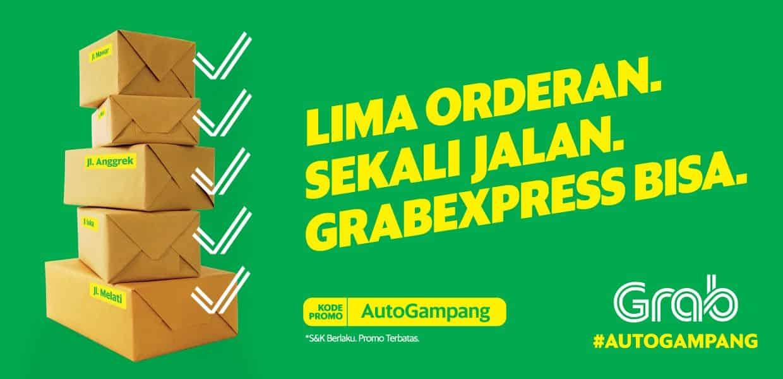 AutoGampang GrabExpress