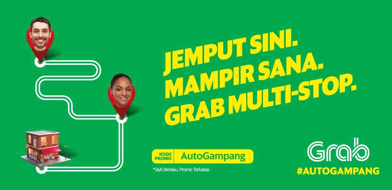 AutoGampang Multi Stop