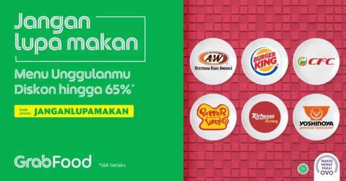 Jangan Lupa Makan Bersama Grabfood Grab Id