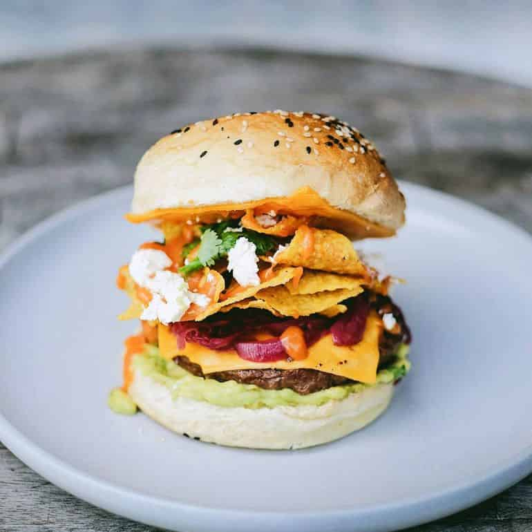 Kuta Restaurant: Nebula Artisans Burgerbar
