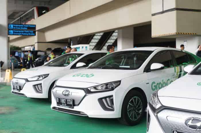 Grab Dan Hyundai Luncurkan Grabcar Elektrik Dorong Pengembangan Ekosistem Kendaraan Listrik Di Indonesia Grab Id