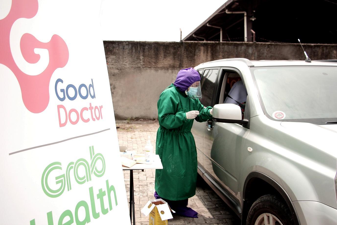 good doctor adakan rapid test