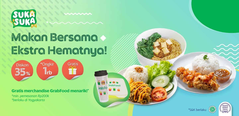 Nikmati 3x Untungnya Promo Grabfood Sukasuka Di Yogyakarta Grab Id
